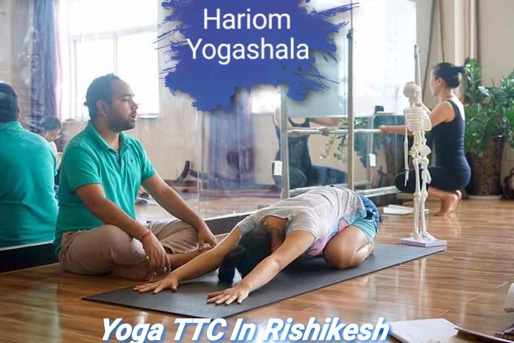 Hariom Yogashal TTC