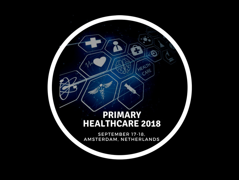 World Congress on Primary Healthcare and Medicare Summit, September 17-18, 2018, Amsterdam, Netherland
