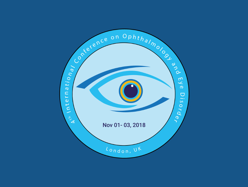 4th International Conference on Ophthalmology and Eye Disorders