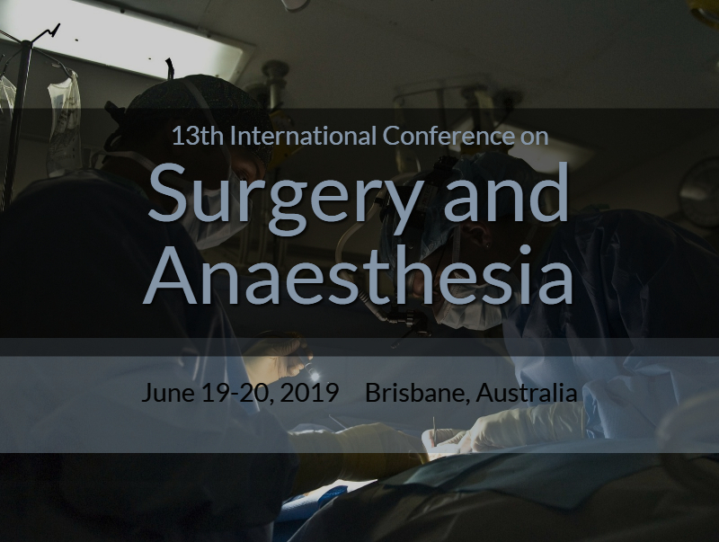 Surgery and Anaesthesia Conference