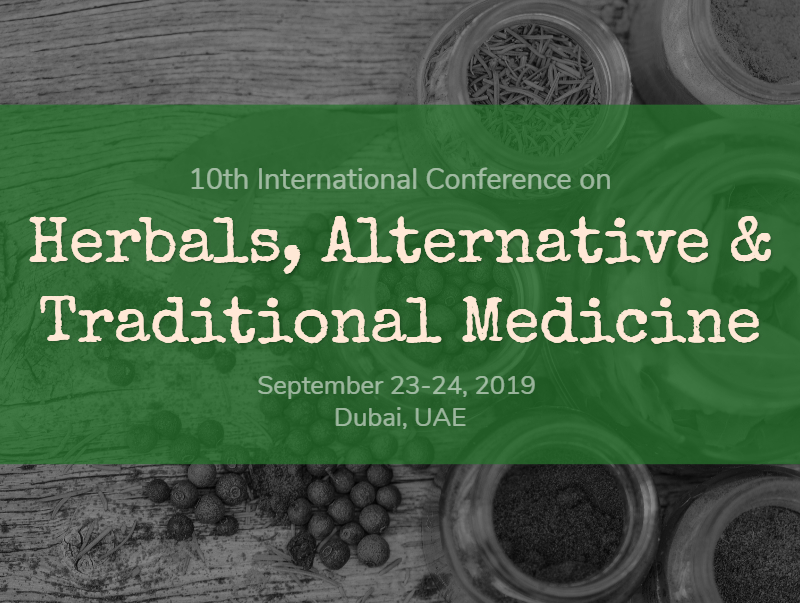 Herbals, Alternative & Traditional Medicine Conference