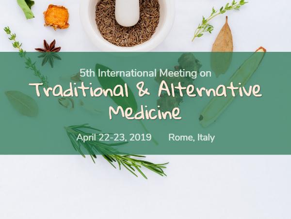 Traditional & Alternative Medicine Meeting
