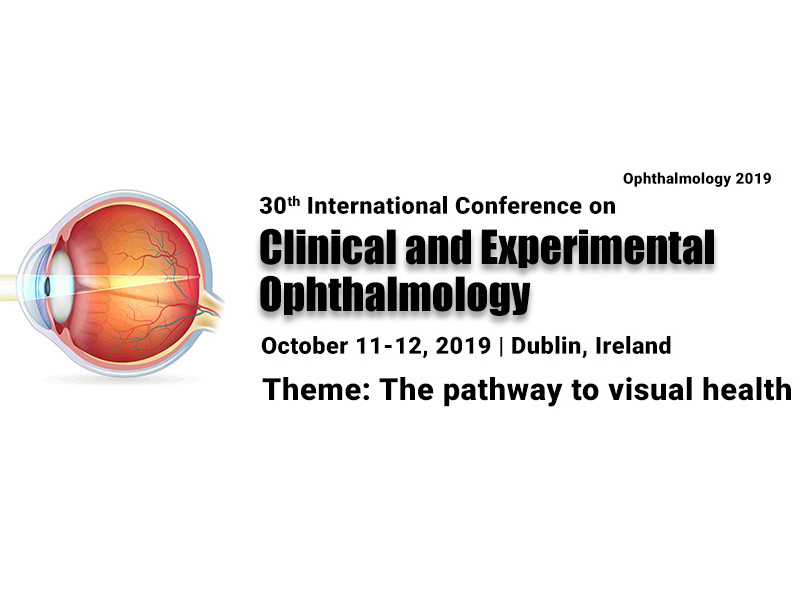 Clinical and Experimental Ophthalmology Conference