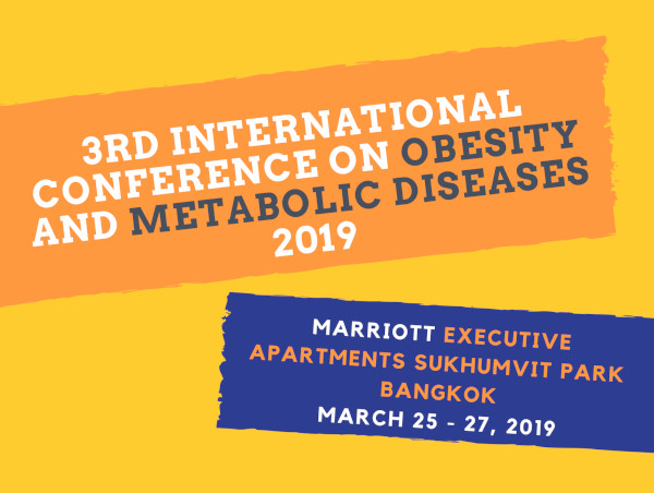 Obesity And Metabolic Diseases Conference
