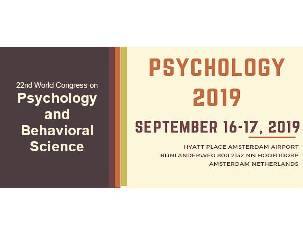 Psychology and Behavioral Science Congress