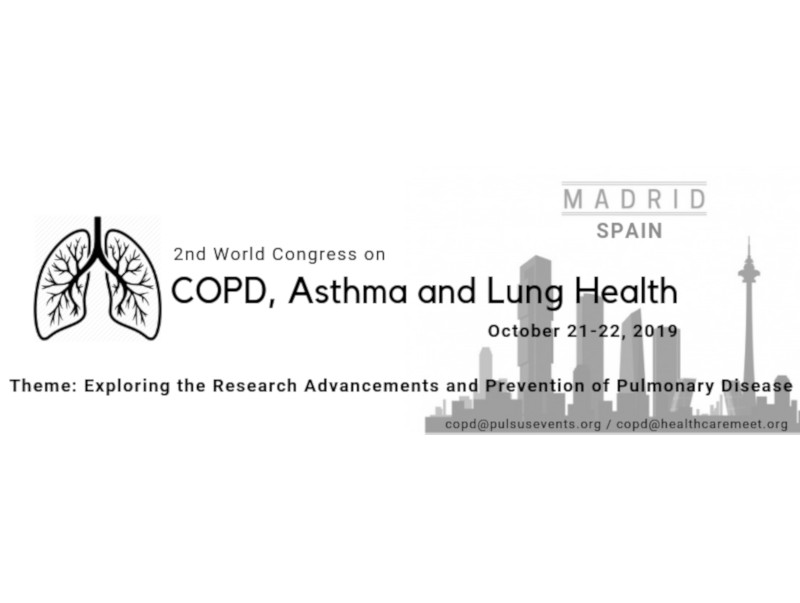 COPD, Asthma and Lung Health Congress