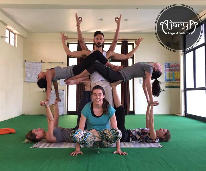 Hatha Yoga Teacher Training Courses