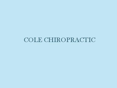 Cole Chiromemphis