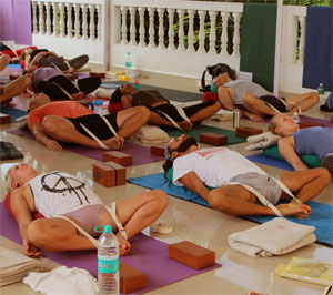 Mantra Yoga School