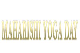 Maharishi Yoga Day